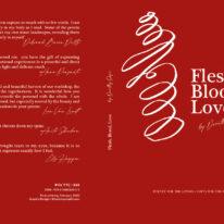 Flesh blood love by Dorothy Oger cover